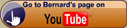 Navigate to Bernard's YouTube page